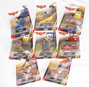 Planes Fahrzeuge von Mattel Fire & Rescue