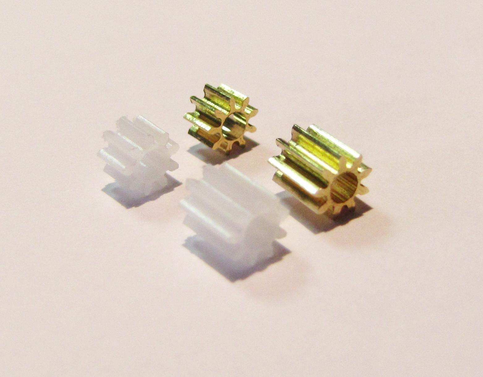Zahnrad Ersatz Lego Duplo Lok 5 mm POM