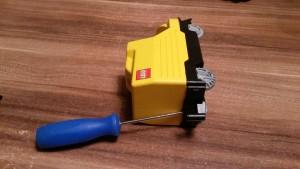 Savi-Trendlog Öffnen einer Lego Duplo Intelli Lok